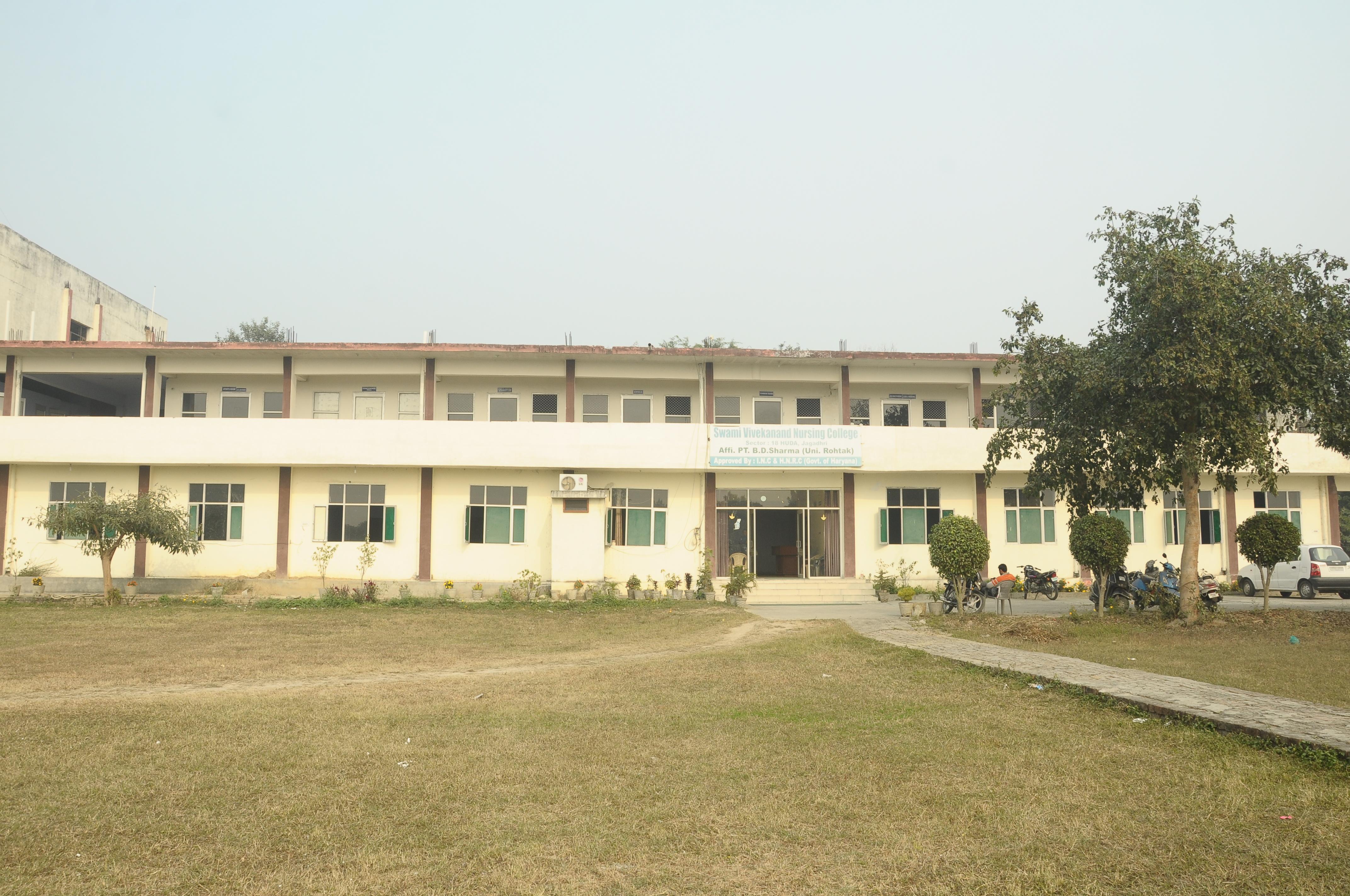 Swami Vivekanand Nursing College, Yamunanagar Image