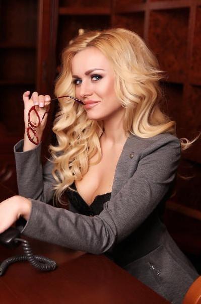 Profile photo Ukrainian bride Julia