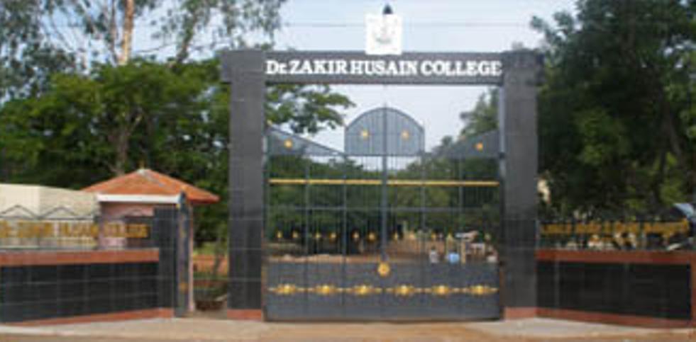 Dr. Zakir Husain Institute Image