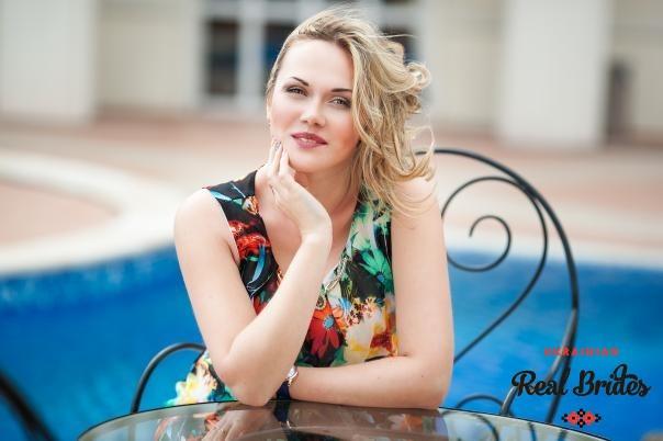 Photo gallery №5 Ukrainian bride Yuliya