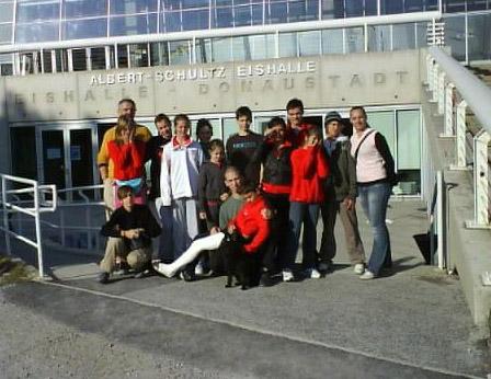 Ekipa u Beču