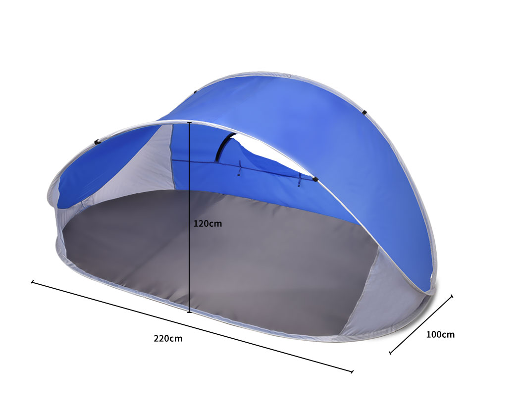 Mountvie-Pop-Up-Tent-Camping-Beach-Tents-4-Person-Portable-Hiking-Shade-Shelter thumbnail 22