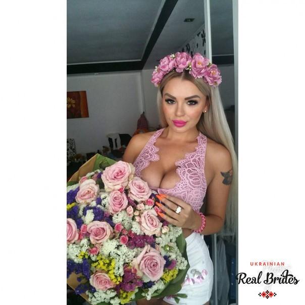 Photo gallery №4 Ukrainian bride Elena