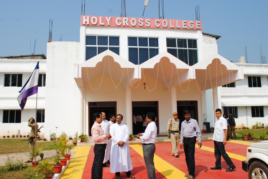 Holly Cross College, Agartala