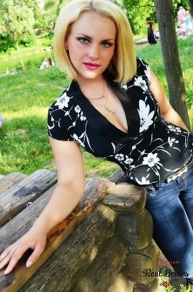 Profile photo Ukrainian lady Oksana