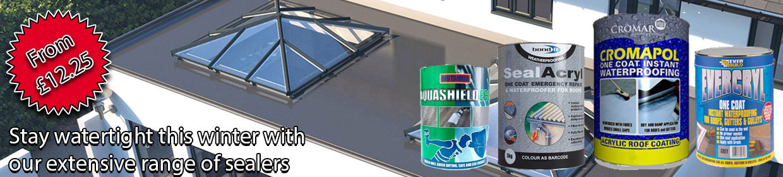 Flat Roofing Sealants