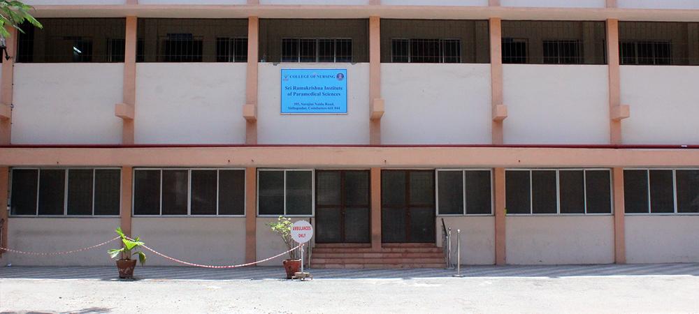 College of Nursing Sri Ramakrishna Institute of Paramedical Sciences, Coimbatore Image