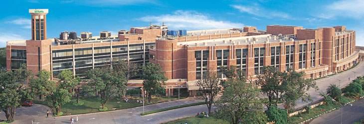 Fortis School Of Nursing, Mohali