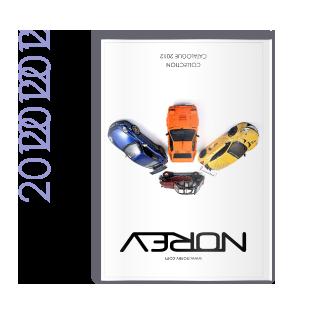 Catalogue Norev Collection 2012