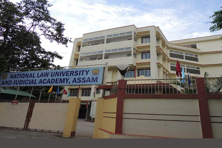 National Law University and Judicial Academy, Assam