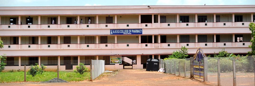 A.K.R.G. COLLEGE OF PHARMACY, West Godavari Dist.