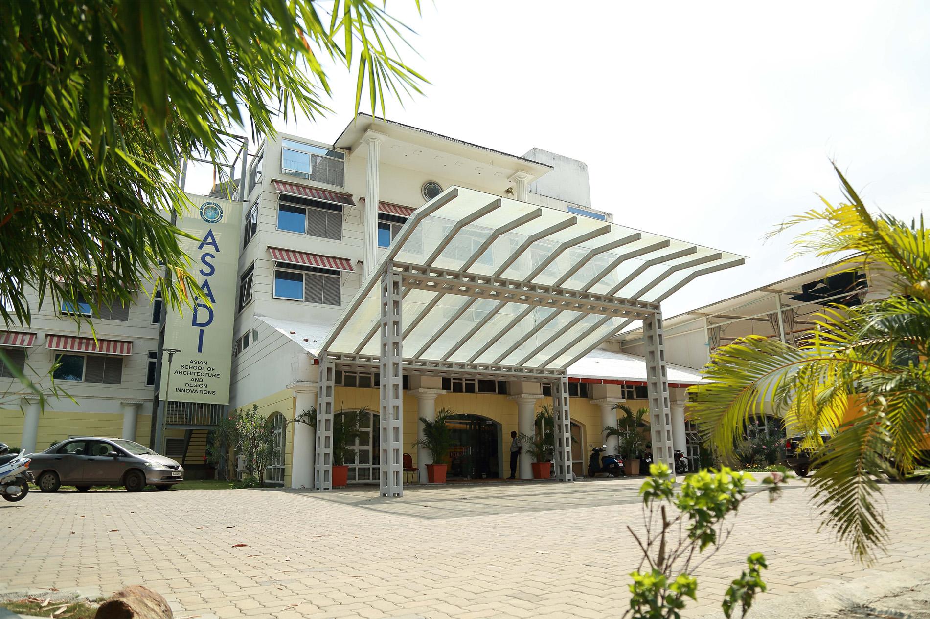 ASADI (Asian School of Architecture and Design Innovation), Kochi