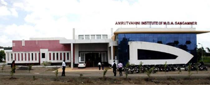 Amrutvahini Institute of Management and Business Administration, Ahmednagar