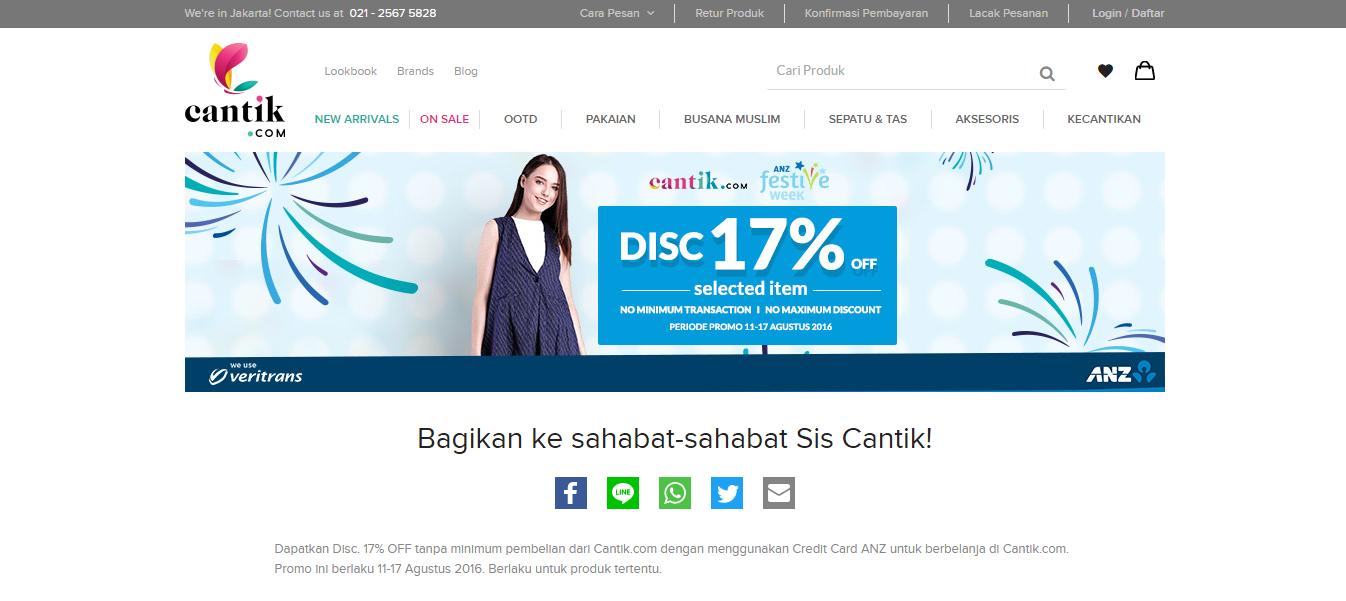Cantik.com