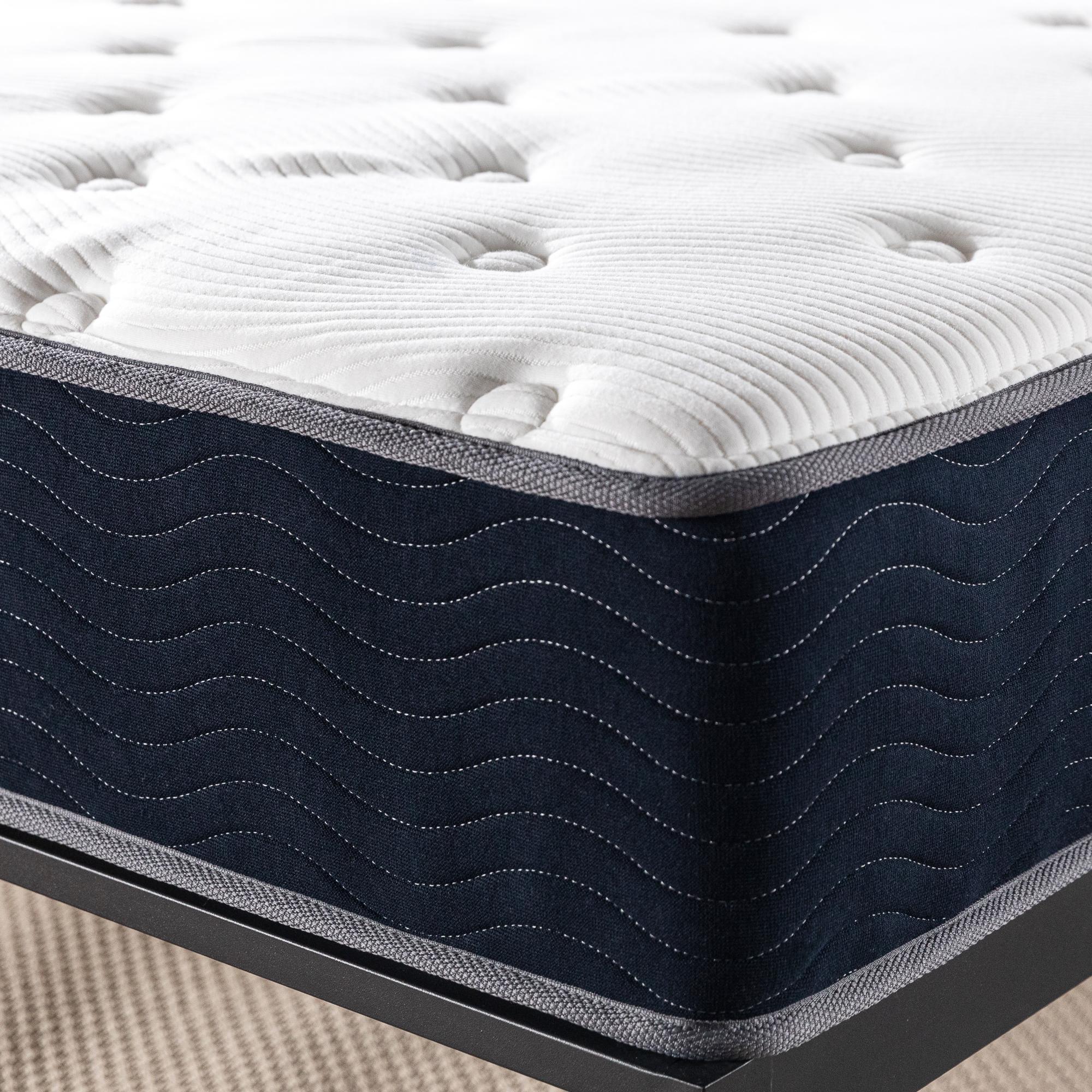 thumbnail 114 - Zinus Mattress Queen Double King Single Bed Memory Foam Pocket Spring Hybrid