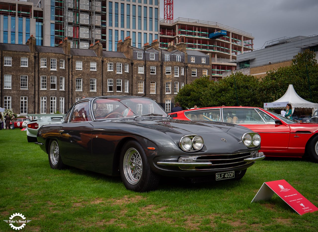 London Concours 2020 makes welcome return to the capital