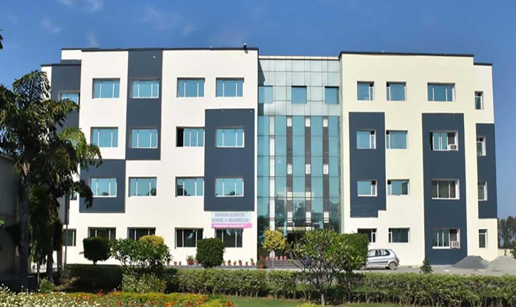 Bhagwan Mahaveer School of Architecture, Sonipat
