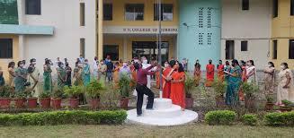 P.G. College of Nursing, Bhilai