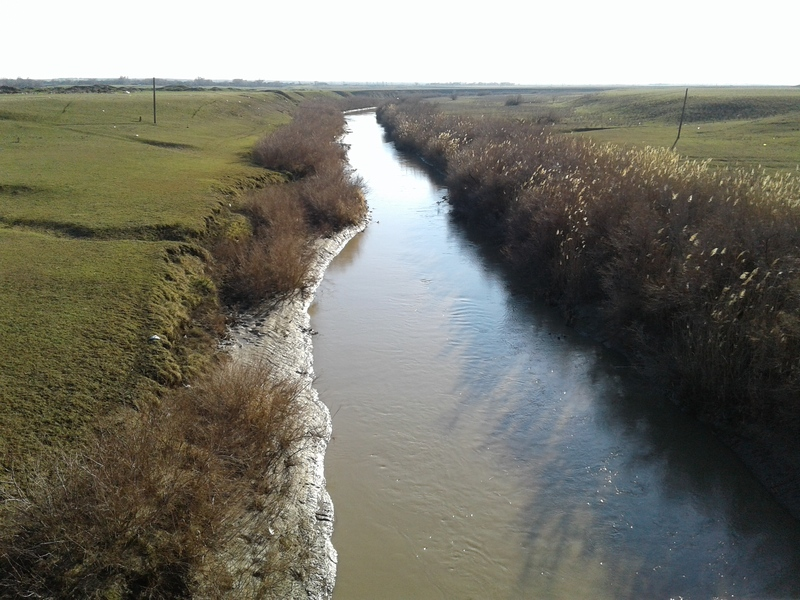 река Калаус