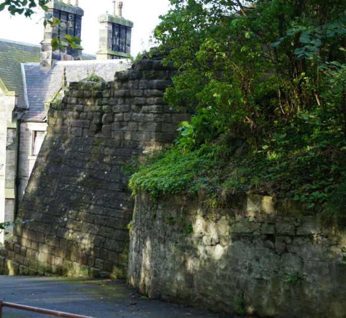 Замок Бервик, Башня Констебля