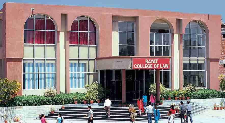 University School of Law, Rayat Bahra University, Mohali