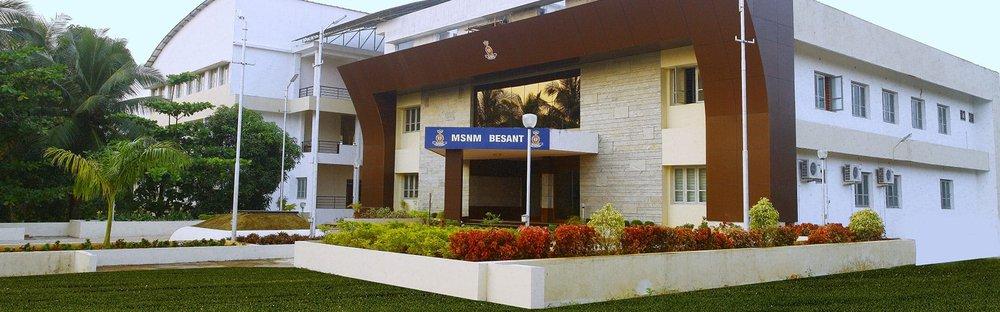Manel Srinivas Nayak Memorial (MSNM) Besant Institute of PG Studies Mangalum, Mangaluru