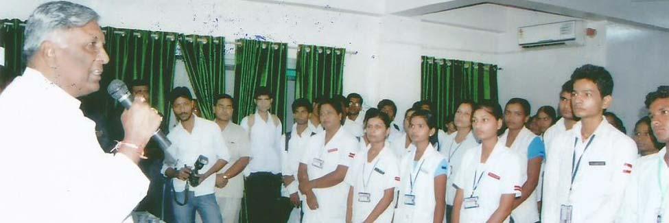 Chandni Charitable Hospital Society School of Nursing Image
