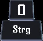 Über die Tastenkombination Strg-O lassen sich in vielen Programmen, z. B. im Google Chrome, Dateien öffnen.