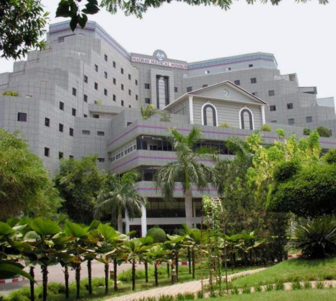 Madras Medical Mission Hospital Image