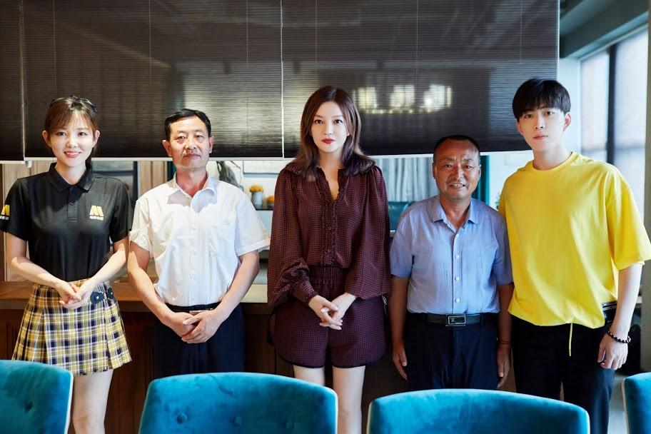 [2020.07.12][HÀNH ĐỘNG TINH QUANG - ĐẠI ĐỒNG HOÀNG HOA TẤN KINH THÀNH] Tổng đạo diễn Triệu Vy
