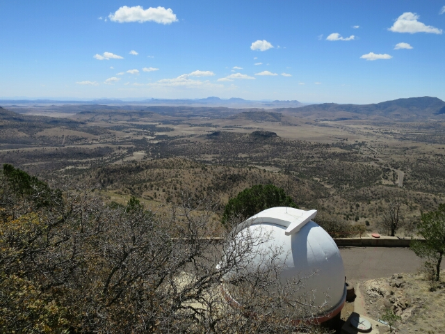 A View From the Observatory