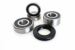 Rear Wheel Bearings Seal Kit Honda VTX1300 2003 2004 2005 2006 2007 2008 2009