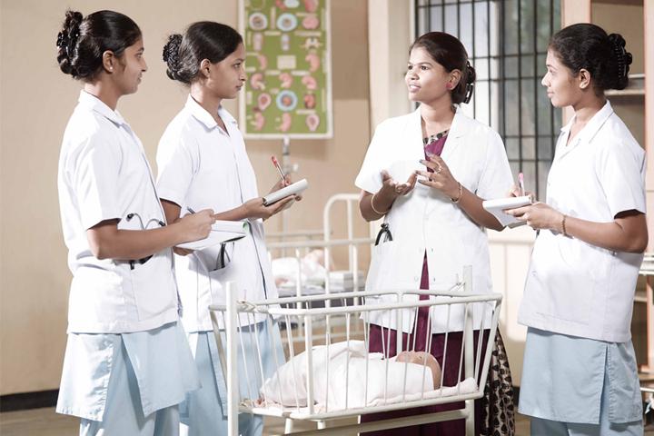 G R T College Of Nursing Image