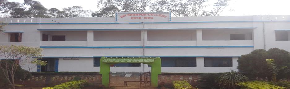 Balarampur College, Purulia