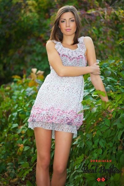 Photo gallery №1 Ukrainian bride Alexandra