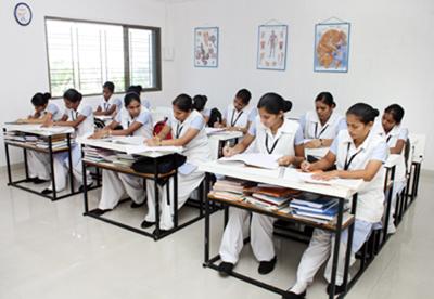 Parkar Medical Foundations School Of Nursing, Ratnagiri Image