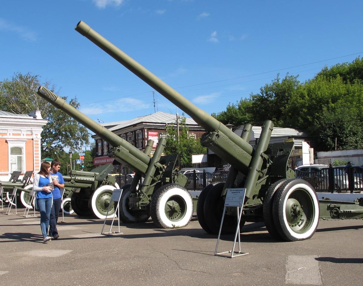 80 лет легендарному орудию. Орудию Победы