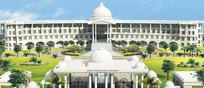 School of Nursing and Health Sciences, Noida International University Image