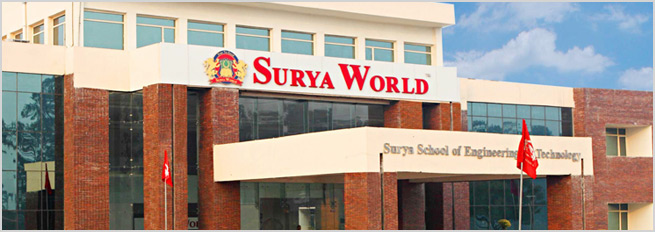 Surya Educational and Charitable Trust Group of Institutes Image