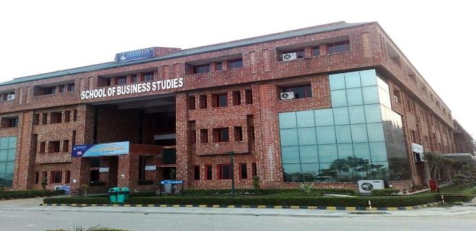 School of Business Studies, Sharda University Image