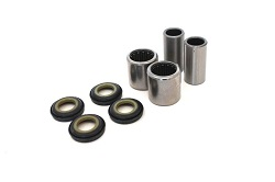 Complete Swingarm Bearings and Seals Kit Kawasaki KDX80 1984 1985 1986 1987 1988