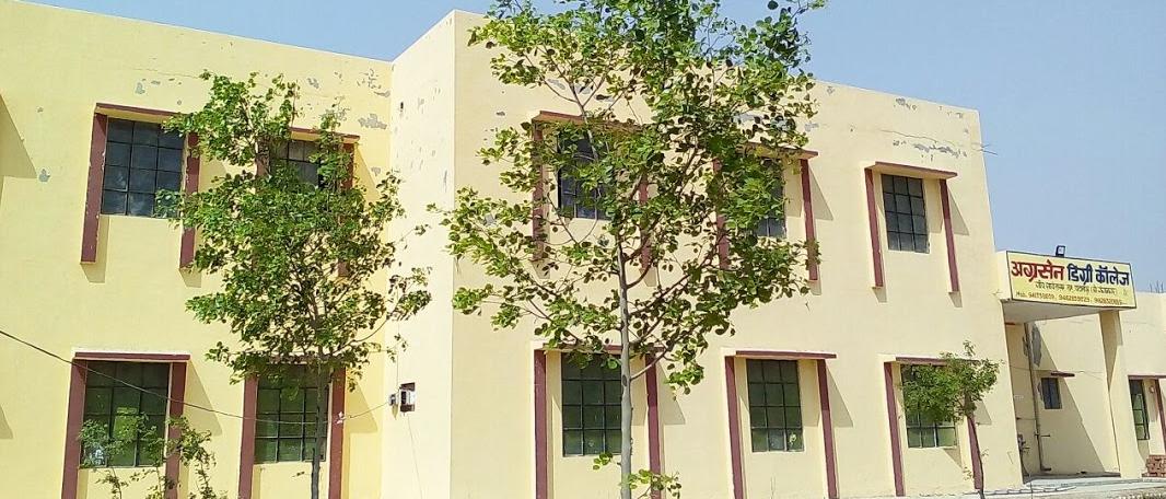 Agarsen Degree College, Padampur