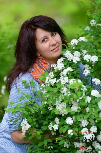 Profile photo Ukrainian women Natalya