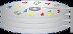 Grafik Dateisystem: Diese Grafik-Datei könnt ihr als Word-, GIMP- und PNG-Datei kostenlos herunterladen.