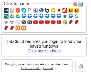 Browser-Erweiterungen wie TabCloud verschaffen mehr Überblick bei offenen Tabs.