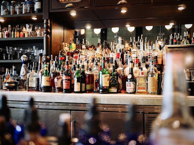 keto alcohol list