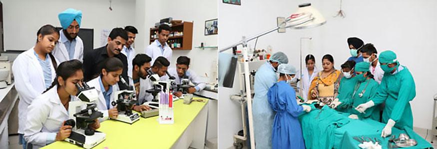 ARC Education Para Medical Institute, Kurukshetra