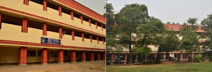 Campus Law Centre, University Of Delhi