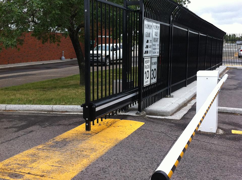 gates on fences