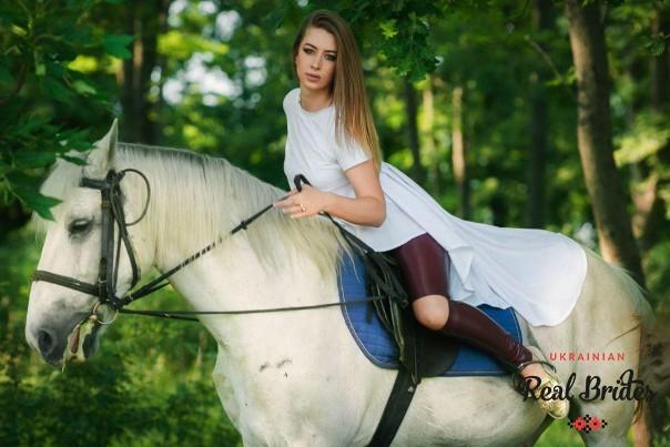 Photo gallery №11 Ukrainian bride Tatjana